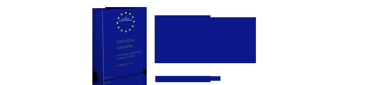 Tehnična navodila so ključni sestavni del in zahtevajo največji del vložka.